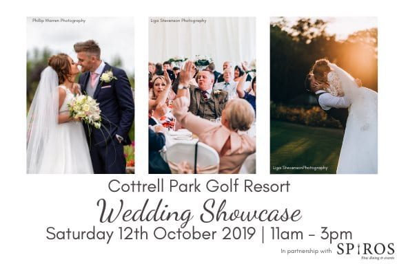 COTTRELL PARK WEDDING SHOWCASE 2019