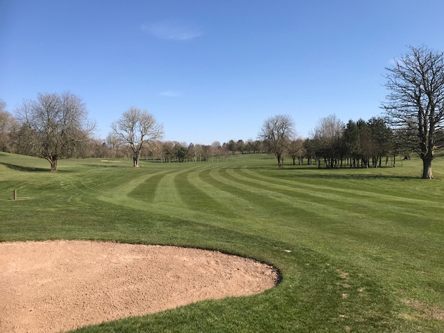 Cottrell Park Covid-19 update - Well maintained golf fields